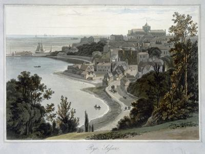 'Rye, Sussex', 1823 by William Daniell
