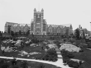 Campus of the City College of New York by William Davis Hassler