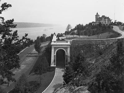 Tryon Hall, Billings Estate, Inwood, New York City, C.1914