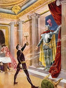 Don Giovanni, Act II Scene XX by William De Leftwich Dodge
