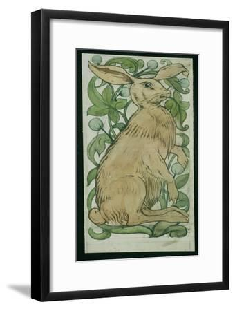 Hare (W/C on Paper)