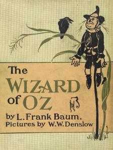 The Scarecrow, a Character in the Story, 'the Wizard Of Oz' by William Denslow