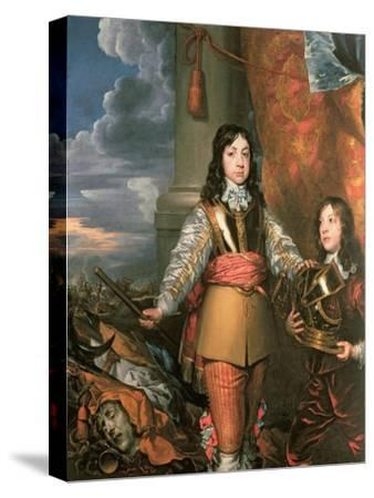 Charles II as Prince of Wales with a Page, C.1642