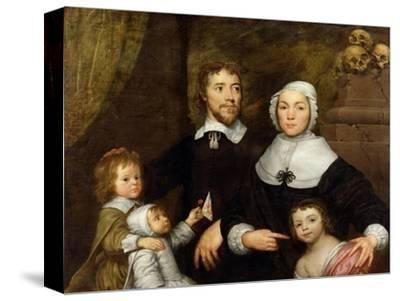 Portrait of a Family, Probably That of Richard Streatfeild, c.1645