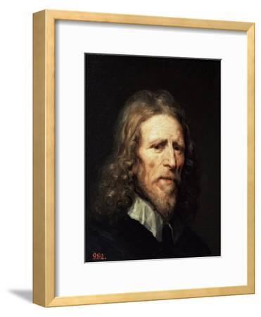 Portrait of Abraham Van Der Doort, before 1640
