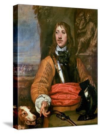 Portrait of Sir Charles Lucas