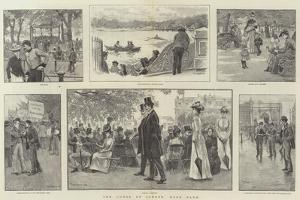 The Lungs of London, Hyde Park by William Douglas Almond