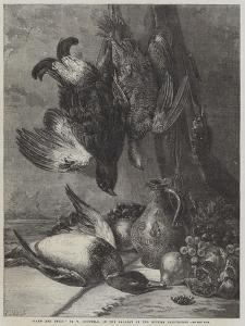 Game and Fruit by William Duffield