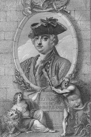 'William, Duke of Cumberland', 1790-Unknown-Giclee Print