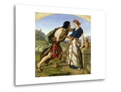 The Meeting of Jacob and Rachel, 1853