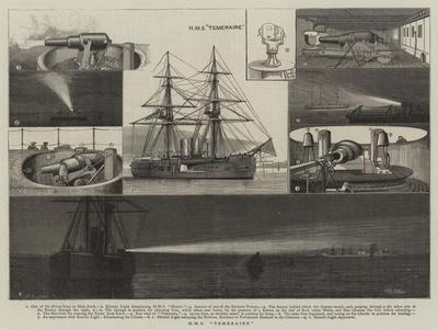 HMS Temeraire