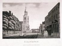 St Mary, Islington, London, 1792-William Ellis-Giclee Print