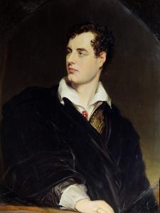 Lord Byron after a Portrait Painted by Thomas Phillips in 1814, 1844 by William Essex
