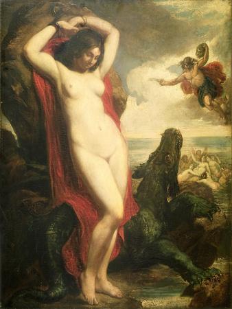 Andromeda and Perseus, C.1840