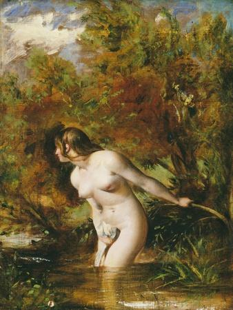 Musidora: the Bather 'At the Doubtful Breeze Alarmed', Replica