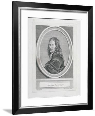William Faithorne, C1800-Alexander Bannerman-Framed Giclee Print