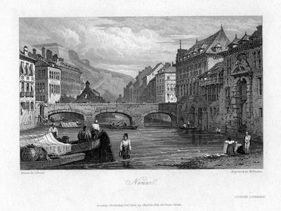 Namur, Belgium, 1830