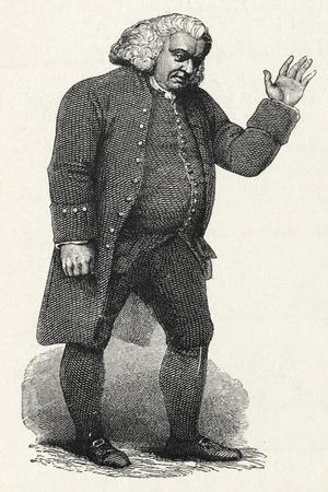 Samuel Johnson - English
