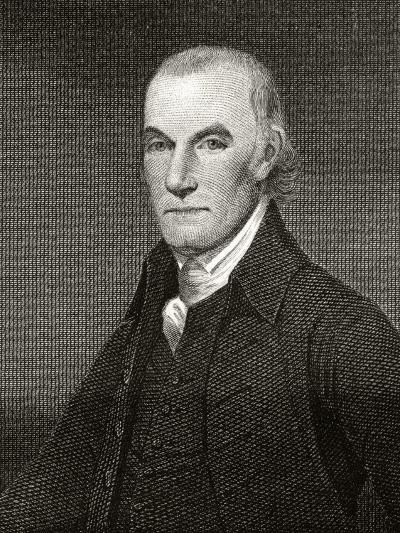 William Floyd, Engraved by Asher Brown Durand (1796-1886)--Giclee Print