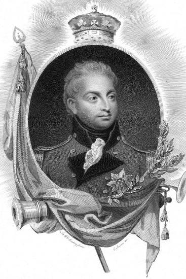William Frederick, 2nd Duke of Gloucester- Scriven-Giclee Print