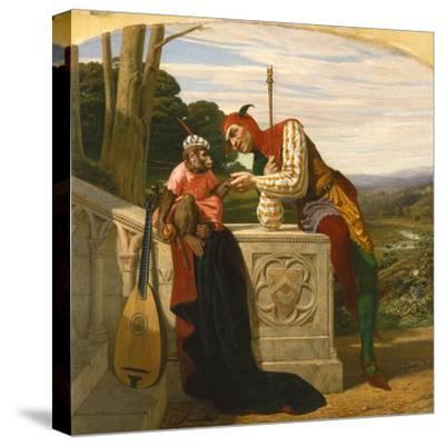 Staunch Friends, 1859