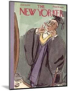 The New Yorker Cover - June 18, 1932 by William Galbraith Crawford