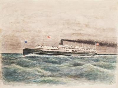 American Steamship Eastern States, Built 1902