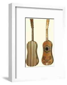 Antique Guitars II by William Gibb