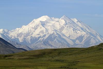 Alaska, Usa, Denali National Park. the 6