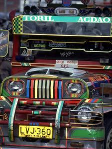 Jeepney, Philippines by William Gray
