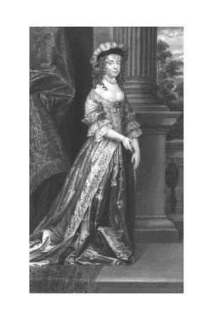 'Margaret Cavendish (née Lucas), Duchess of Newcastle upon Tyne', (c1846)