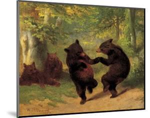 Dancing Bears by William H^ Beard