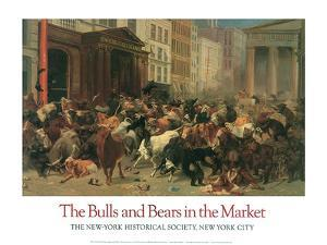 The Bulls and Bears in the Market by William H^ Beard