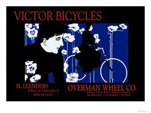 Victor Bicycles: Overman Wheel Company by William H^ Bradley