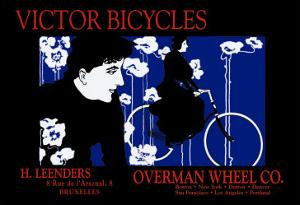 Victor Bicycles: Overman Wheel Company by William H. Bradley