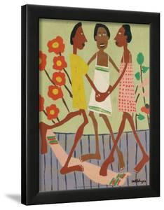 Ring Around the Rosey by William H. Johnson