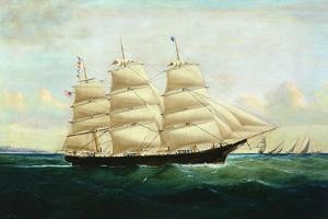 Huegenot of Boston by William H. Yorke