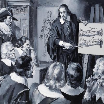 William Harvey-Paul Rainer-Giclee Print