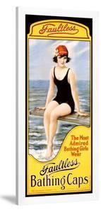 Faultless Bathing Caps by William Haskell Coffin