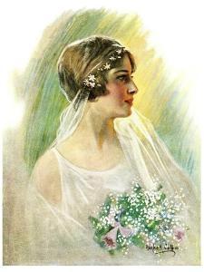 """September Bride,""September 25, 1926 by William Haskell Coffin"