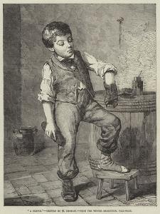 A Sketch by William Hemsley