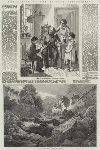Exhibition of the British Institution by William Hemsley