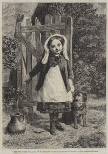 The Pet of the Village by William Hemsley