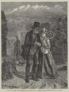 The Village Postman, 'Nothing, I'm Afraid, This Morning, Miss' by William Hemsley