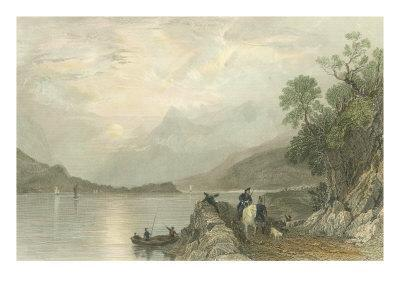 Pastoral Riverscape III