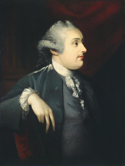 William Henry Cavendish Bentinck, 3rd Duke of Portland, c.1774-Matthew Pratt-Giclee Print