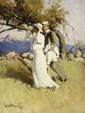Summer Days, 1916