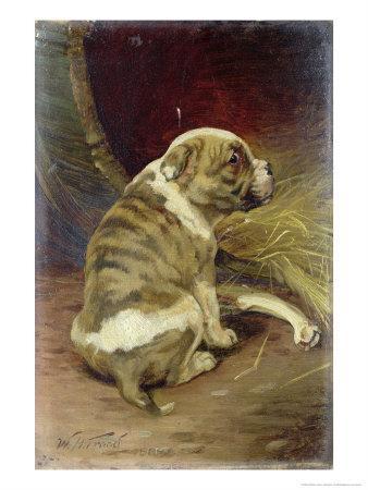 Give a Dog a Bone, 1888