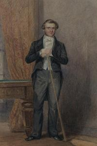 Groom of Chambers by William Henry Hunt