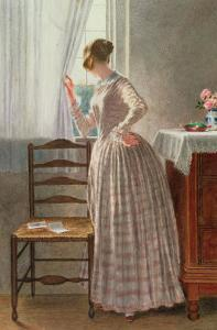 Love's Missive by William Henry Hunt